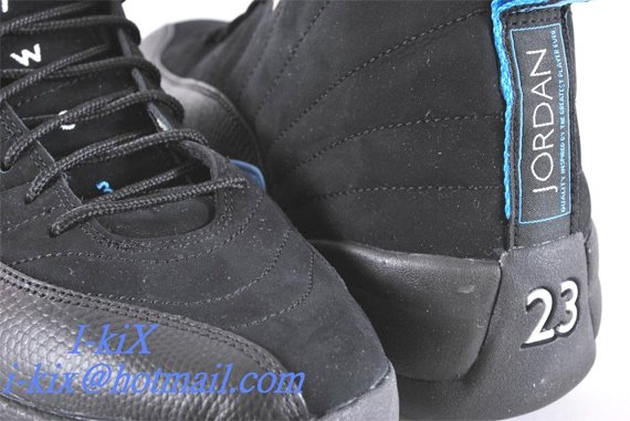 Air Jordan Nubuck XII (12) 2009 Retro Available Early