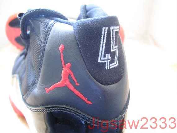 Air Jordan XI (11) 45 Sample
