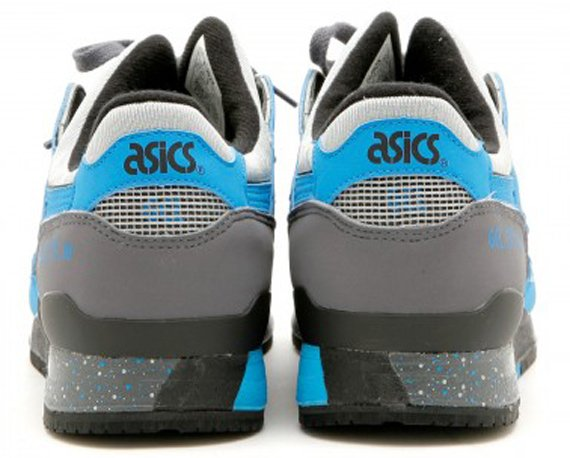 Asics Gel Lyte III Super Blue X Ronnie Fieg of David Z.  bee4302fc7