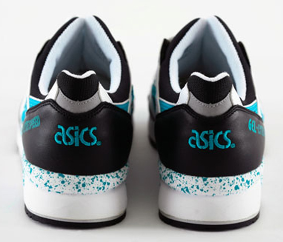 Asics Gel Lyte Speed Spring / Summer 2009 Collection Update