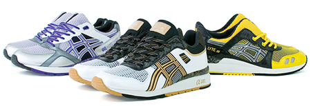 Asics Runovation Pack - GT II, Gel Lyte III & Gel Lyte Speed