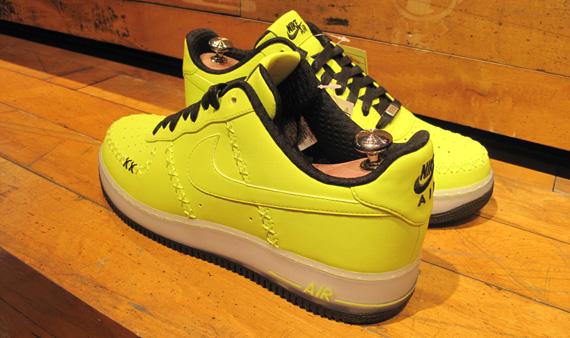 Nike Bespoke Air Force 1 x Brandon Fants
