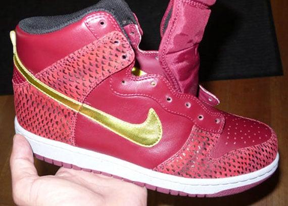 Eddie Cruz x Nike Dunk High