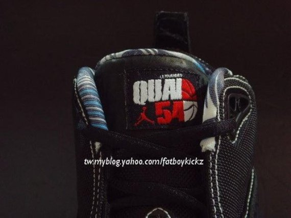 Air Jordan Element Quai54 Edition