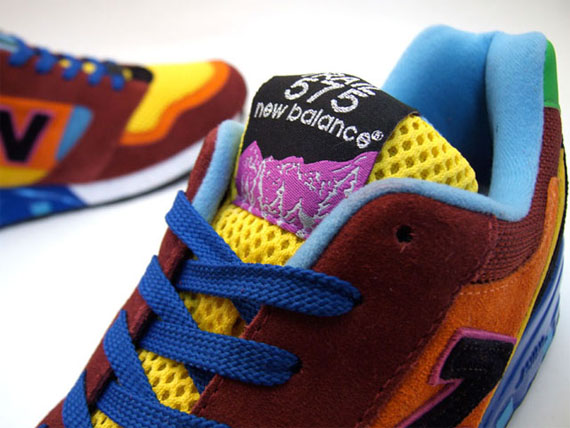 Fame City x Mita Sneakers x New Balance 575J AS