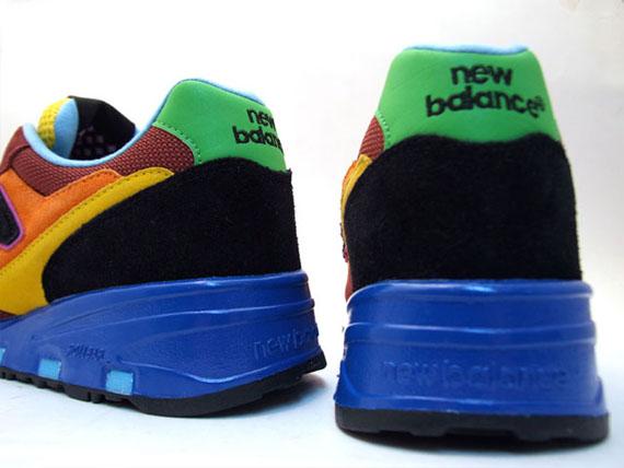 Fame City x Mita Sneakers x New Balance 575J AS