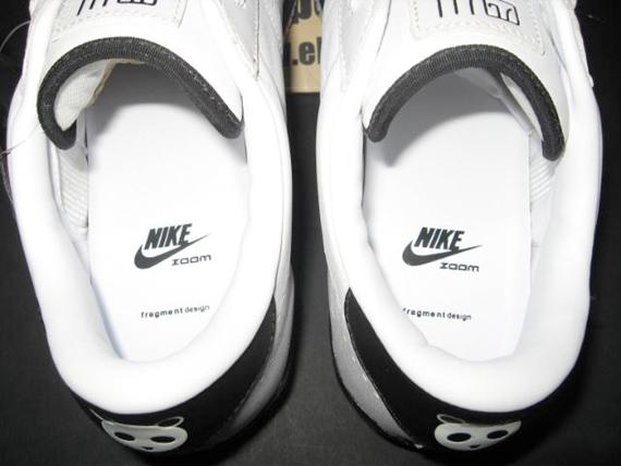 Fragment Design x Nike Air Force 1 Tennis Classic Hybrid - Sinchuan Panda Pack
