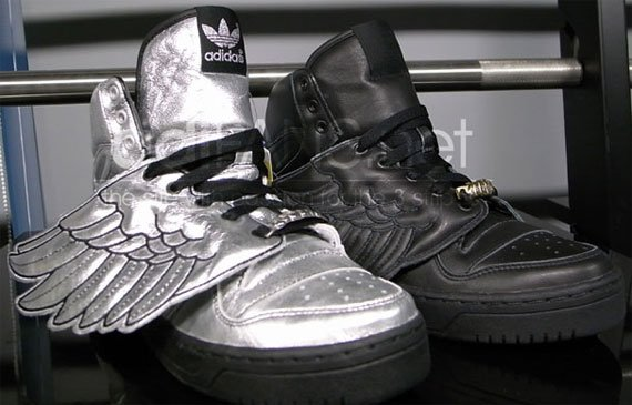 Jeremy Scott x adidas Preview