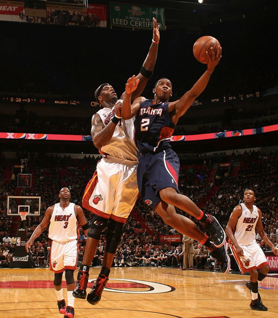 Jordan Player Exclusive (PE) Air Jordan Element - Joe Johnson ...