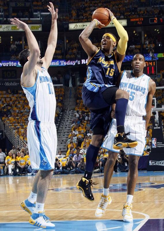 Jordan Player Exclusive (PE) Air Jordan Melo M5 - Carmelo Anthony