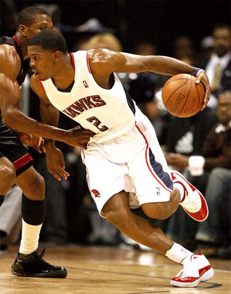 Jordan Player Exclusive (PE) Joe Johnson - Air Jordan Element