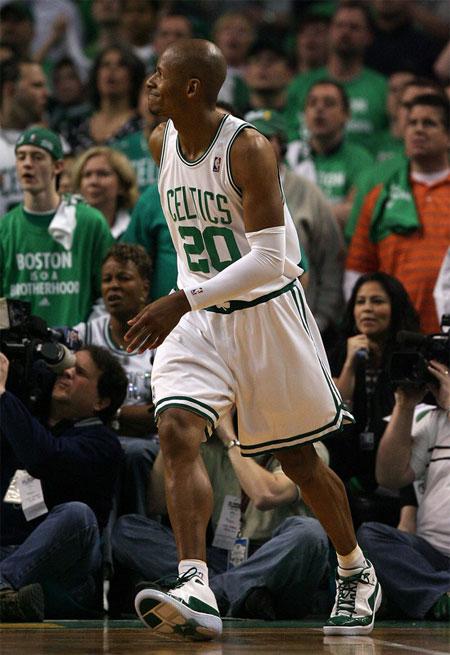 Jordan Player Exclusive (PE) Ray Allen - Air Jordan Element