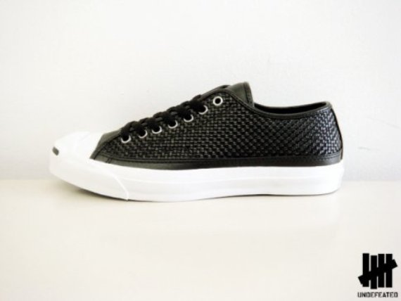 Converse Jack Purcell Straw Hat