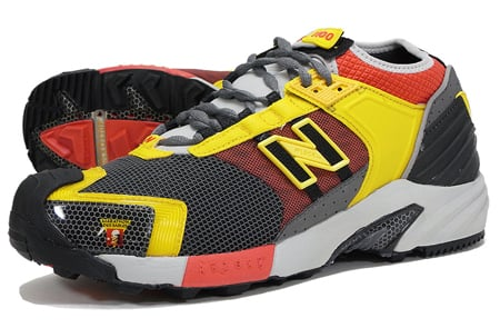 New Balance M1100 MDS - Red / Yellow