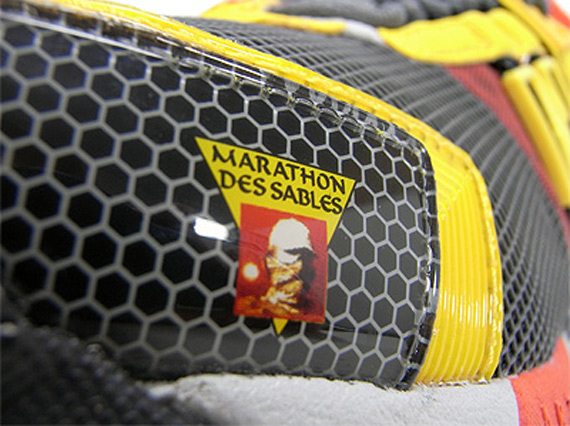 New Balance M1100 MDS - Red / Yellow