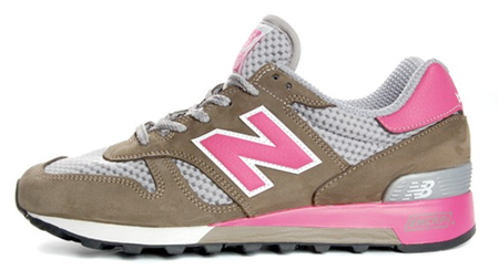 New Balance M1300 - Brown / Grey / Pink / White