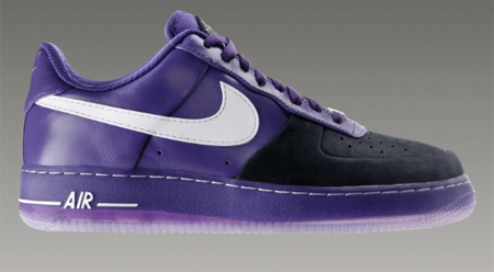 Nike Air Force One Supreme SP - Purple