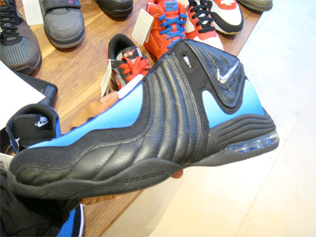 Nike Air Garnett III (3) Retro - Black / Blue