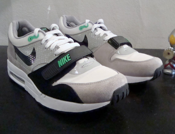 Nike Air Max 1 Flywire x Air Trainer 1 Hybrid - Chlorophyll
