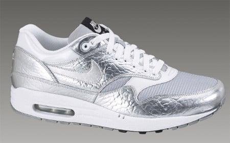Nike Air Max 1 - White / Silver