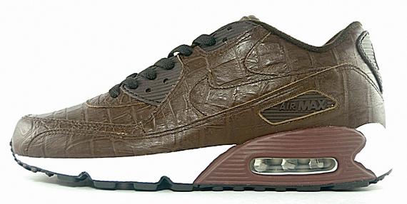 Nike Air Max 90 - Croc Skin & Snake Skin | 20th Anniversary