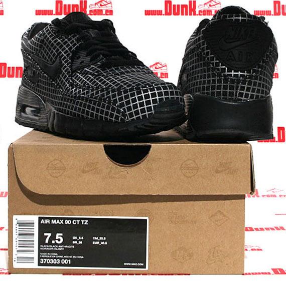 Nike Air Max 90 Current TZ Grid Pack | SneakerFiles