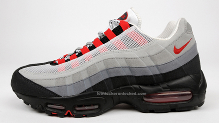 quality design 7c906 e34bd Nike Air Max 95 Chili Red September Release | SneakerFiles