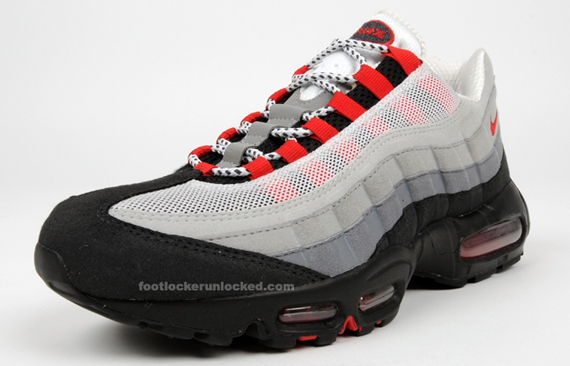 Nike Air Max 95 Chili Red September Release