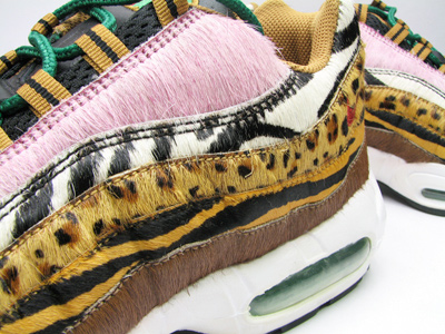 Nike Air Max 95 Safari Animal Pack Sample