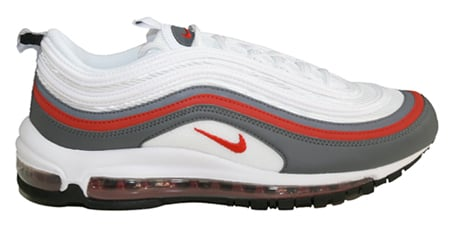 air max 97 red and gray
