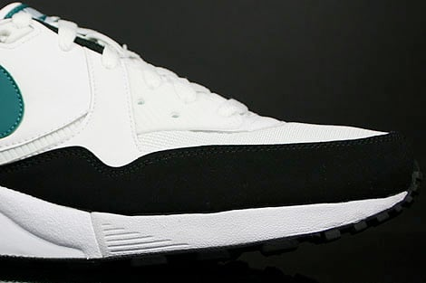 Nike Air Max Light - White / Fresh Water - Black