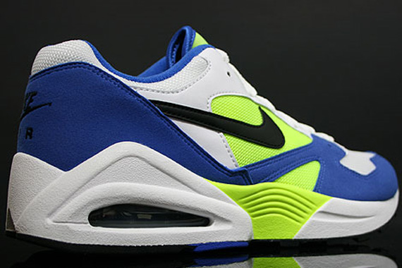Nike Air Tailwind '92 - Royal / Black - Volt - White