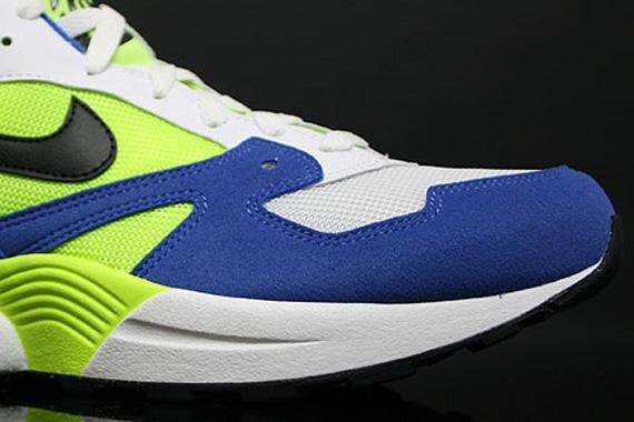 Nike Air Tailwind '92 - Royal / Black - Volt - White