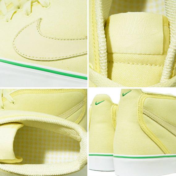Nike Air Zoom Toki TZ - Charcoal & Lemon