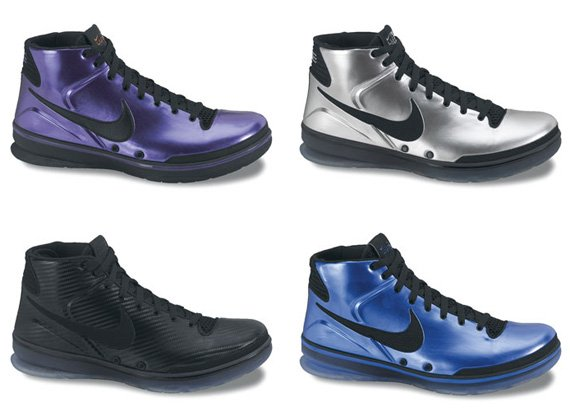 Nike Basketball Fall / Winter 2009 Preview
