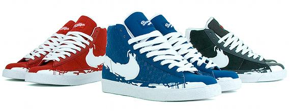 Nike Blazer High - Jackie Robinson Pack