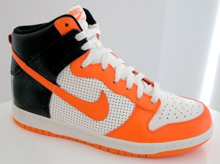 Nike Dunk High Premium - Neon | Fall 2009