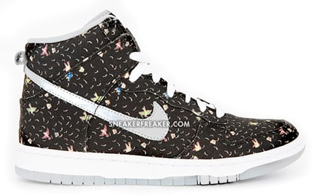 Nike Dunk High Quickstrike - Doves & Butterflies
