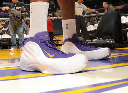Nike Foamposite Lite - Los Angeles Lakers