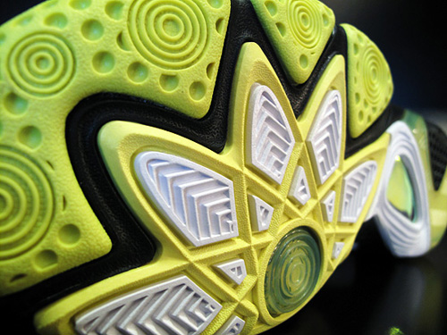 Nike Fun Police - White / Black - Electrolime