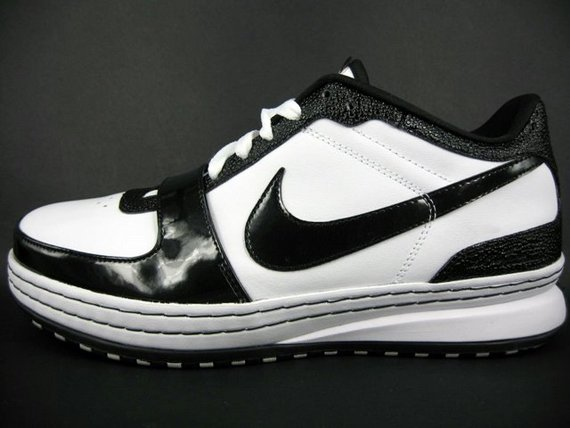 Nike Zoom Lebron VI (6) Low - Black / White