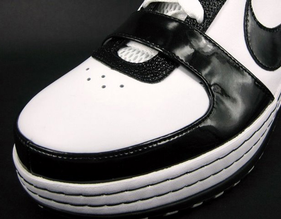 Nike Zoom Lebron VI (6) Low - Black / White