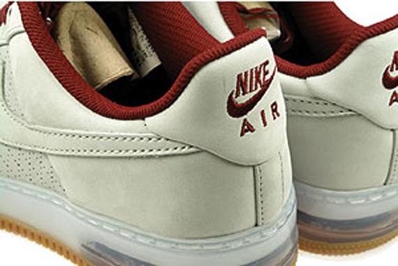 Nike Air Force 1 Supreme Max Air - Lebron James