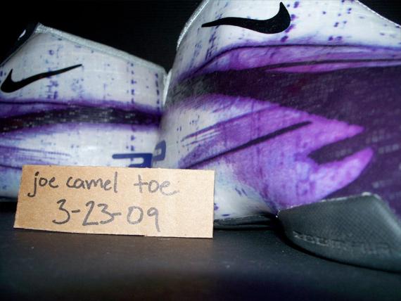 Nike Morph Sample - Jason Kidd Player Exclusive (PE)