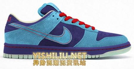Nike SB Dunk Low - Beijing, China