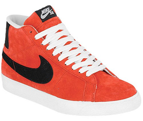 The first sneaker is the Nike SB Blazer High which features a rather simple e52acf0914bf