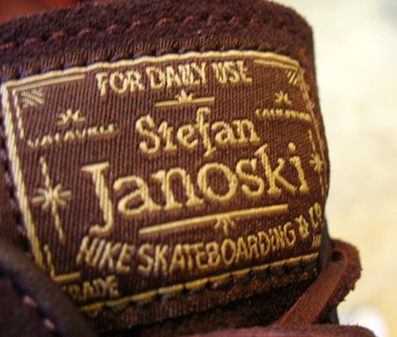 Nike SB Zoom Stefan Janoski - Cappuccino / Sanddrift