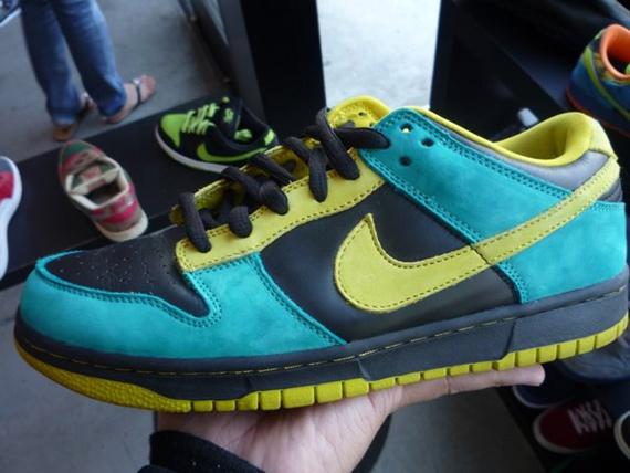 Nike SB Unreleased Samples