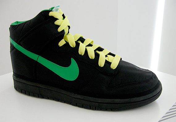 Nike Sportswear Dunk High Nylon Fall 2009