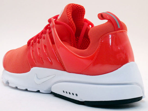 Nike Sportswear Air Presto - Orange / White